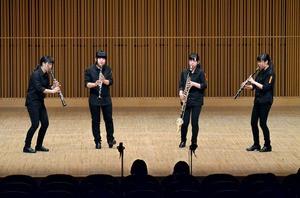 近年では現代曲を演奏する団体が非常に多くなっています