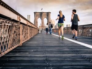 毎日30分のジョギングを日課に走るよう努めました