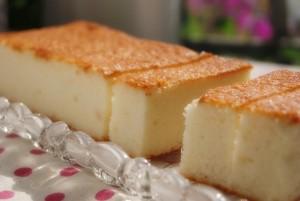 酒粕チーズケーキは、超美味しい絶品ケーキに仕上がります!