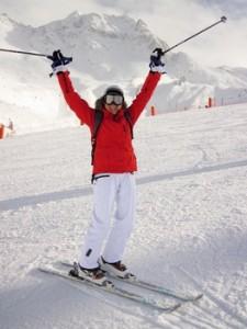 スキー上達のコツはスキースクールでレッスン受講する!