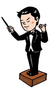 クラシックコンサートは伝統と格式を重んじるのです