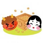 節分豆まき、奈良