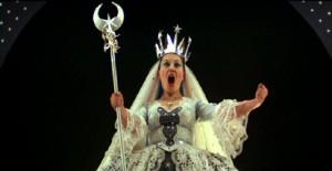 夜の女王のアリアは歌手にとっては大変な難曲なのです