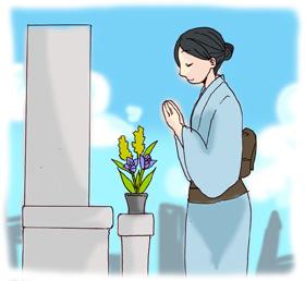 お墓参りには基本的手順があるので覚えておきましょう