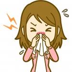花粉症、鼻水対策、鼻づまり