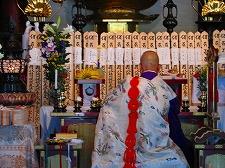 円宗院も長福寿寺と同じく丁寧に人形供養をしてくれます