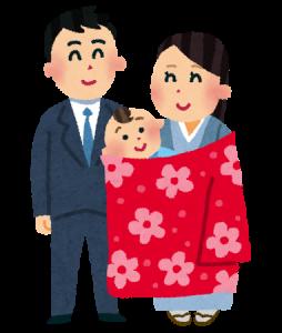 お宮参りは初めて神社へお詣りに行く晴れがましい記念日