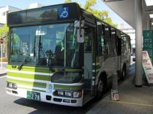 最寄の駅から有料の臨時バスが運行しているので安心です