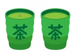 最善の口臭対策のひとつは、食後すぐに緑茶を飲むこと
