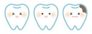 歯の治療で神経を取り除くと、そこに膿がたまる時がある
