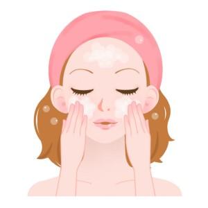 絶対にお肌をこすらないのが正しい洗顔方法なのです。