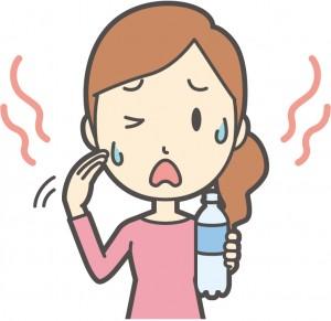 熱中症を重症化させないため事前の対策を万全にする!