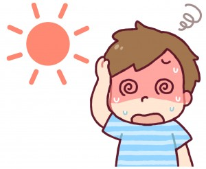 熱中症の症状が後遺症で残る場合も有り得るのです。