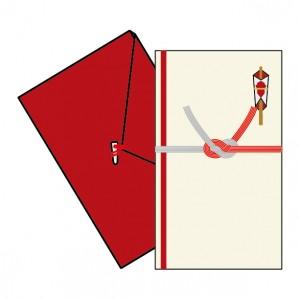袱紗の色は慶事の場合、暖色系の色を使うのが正しい。